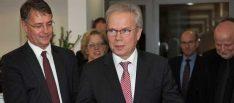 Bundesingenieurkammer: Verabschiedung von Thomas Noebel in Berlin