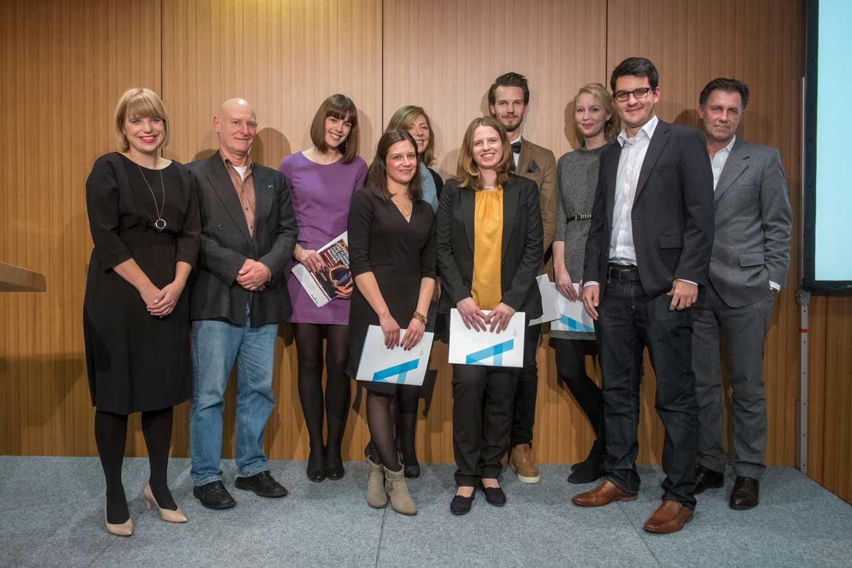 Medienpreis 2016 - Die Gewinner