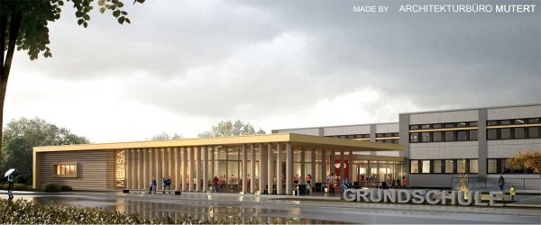 Mensa Architekturbüro Mutert