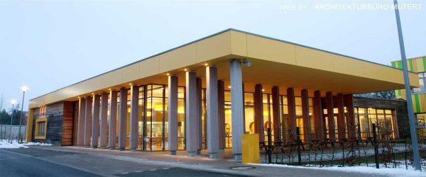 Mensa 2 Architekturbüro Mutert